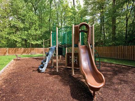 Gaithersburg Apartments - Playground for kids
