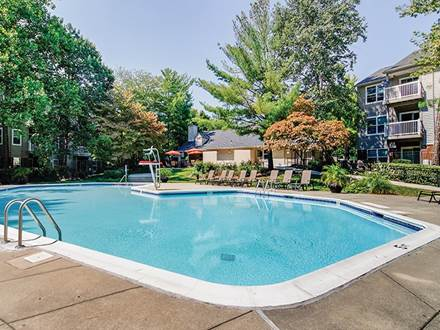 Swimming Pool - in Gaithersburg, MD